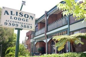 Alison Lodge Randwick