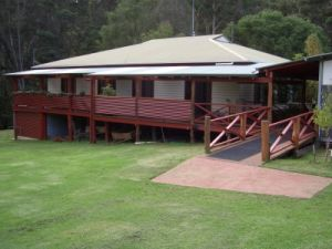 Pemberton Camp School - Coogee Beach Accommodation